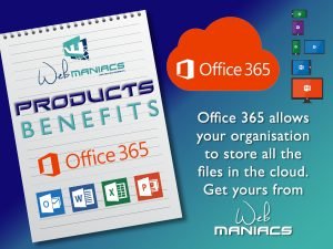 Web Maniacs Products - Office 365